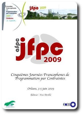 Actes des Cinquièmes Journées Francophones de Programmation par Contraintes