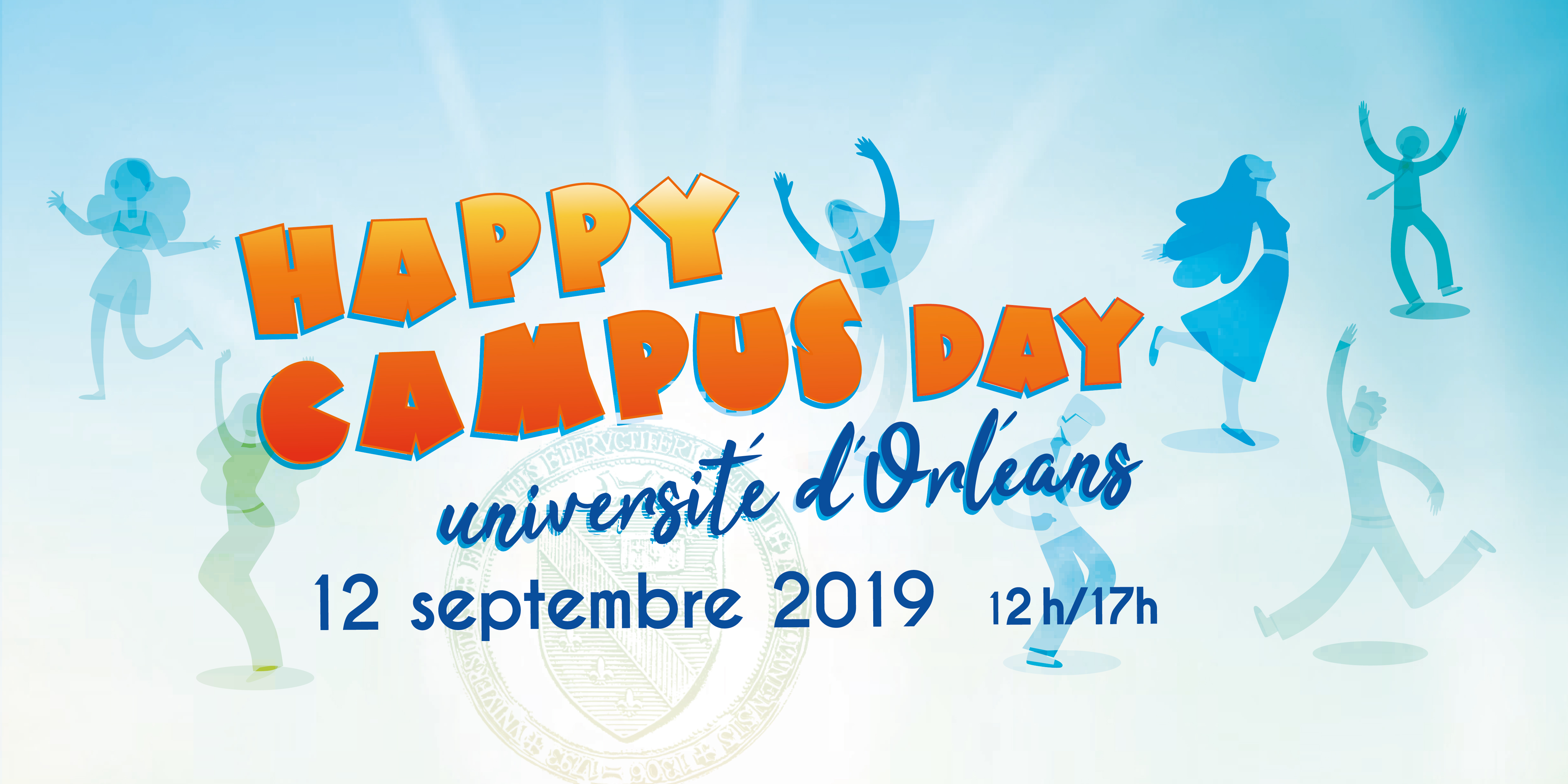 Visuel happy campus day orleans