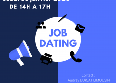 Job Dating - IUT Indre