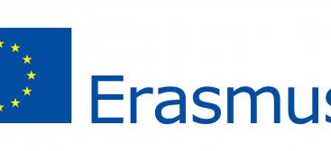 Logo Erasmus+ bleu 3e version