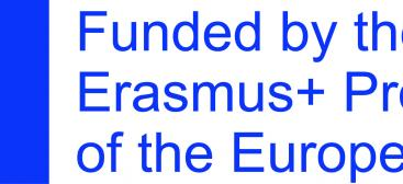 logo erasmus funded