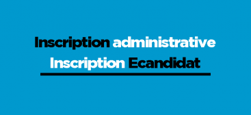 Inscription administrative_Ecandidat_IUT Indre_2020
